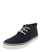 TOMMY HILFIGER, Heren Sneakers laag, donkerblauw