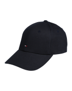TOMMY HILFIGER, Heren Pet 'Classic', donkerblauw