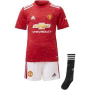 Setjes adidas Manchester United 20/21 Thuistenue Jeugd
