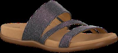 Zilveren Gabor Slippers 703