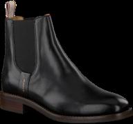 Zwarte Gant Chelsea Boots Fay Chelsea