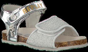 Zilveren Replay Sandalen Rizzle