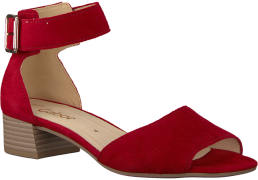 Rode Gabor Sandalen 723
