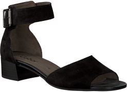 Zwarte Gabor Sandalen 723